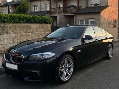 usado BMW 525 Serie 5 F10 Diesel Pack M precio neto mas iva