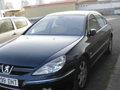 usado Peugeot 607 2.7HDI Pack Marfil Aut.