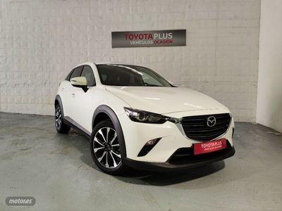 usado Mazda CX-3 1.8 D 85kW 115CV 2WD Evolution Design