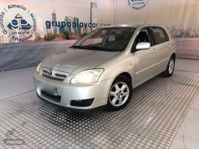 usado Toyota Corolla 2.0 D4D 116cv Sol