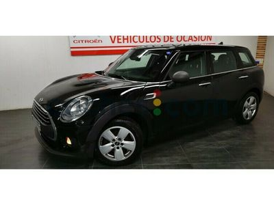 usado Mini One D Clubman 116 cv en Madrid