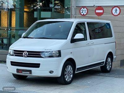 usado VW Multivan 2.0 BiTDI 180cv DSG Highline