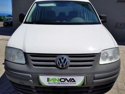 usado VW Caddy Maxi Kombi 1.9 TDI 105cv 5 plazas