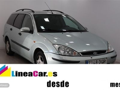 brugt Ford Focus 1.6 Ambiente Wagon