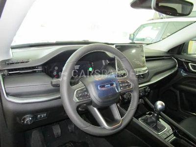 usado Jeep Compass Limited 1.3 Turbo 110 kW (150 CV) 4x2 DCT