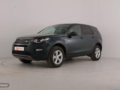 usado Land Rover Discovery 2.0TD4 SE 4x4 Aut. 180