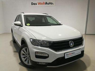 usado VW T-Roc 1.6 TDI Advance 85 kW 115 CV