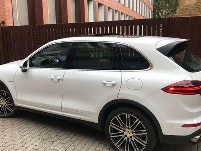 usado Porsche Cayenne S E-Hybrid E- Platinum Edition