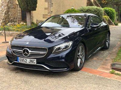 usado Mercedes S65 AMG AMG Clase Coupé C217 Coupé Aut.
