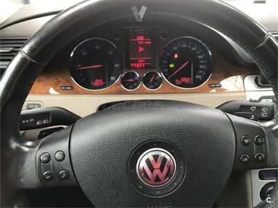 usado VW Passat Variant 2.0 Tdi 140cv Highline Dsg 5p. -07