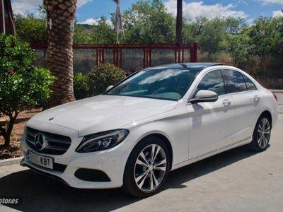 gebraucht Mercedes 220 Clase C9G TRONIC, AVANGARDE, CAMARA, TECHO, NAVEGACION