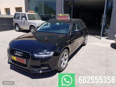 gebraucht Audi A4 Avant 2.0 TDI 177cv