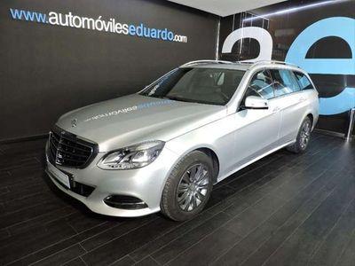 usado Mercedes E220 Estate BT Elegance 9G-Tronic