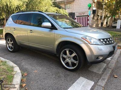 usado Nissan Murano 3.5 V6 234CV CVT 5p
