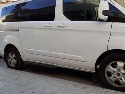usado Ford Custom Tourneo2.0TDCI Titanium Aut. 170