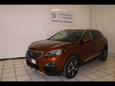 usado Peugeot 3008 1.2 PURETECH 96KW (130CV) ALLURE S&S