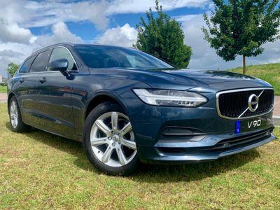 usado Volvo V90 D4 Momentum AWD Aut. 190cv * FINANCIADO 35.990€