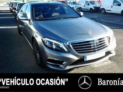usado Mercedes S500 Clase S