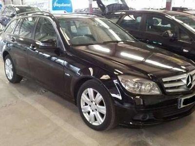 usado Mercedes C200 Estate CDI BE Classic Aut. (9.75)