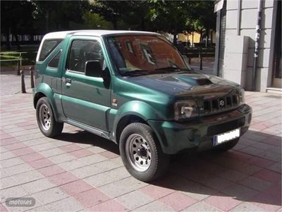 usado Suzuki Jimny 1.5D JLX Hard Top Superlujo