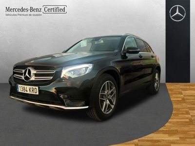 gebraucht Mercedes GLC220 d 4M SUV[0-809]