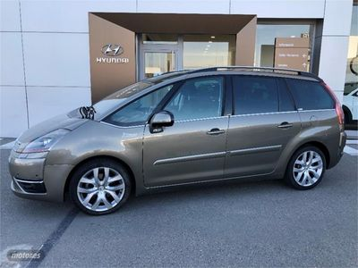 used Citroën Grand C4 Picasso 2.0 16v CMP Exclusive