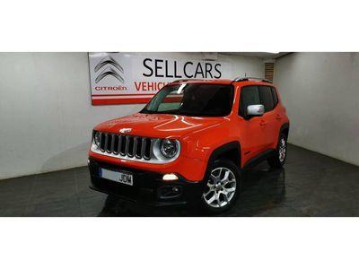 usado Jeep Renegade 1.6 Mjet 4x2 Limited