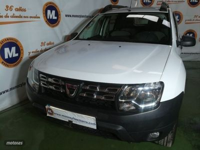 usado Dacia Duster Ambiance dCi 110 4x4