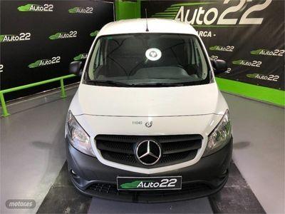 second-hand Mercedes Citan 111 CDI Furgon Largo