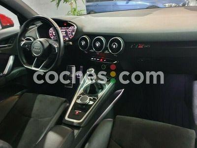 usado Audi TT TtCoupé 2.0 Tfsi 230 cv en Rioja, La
