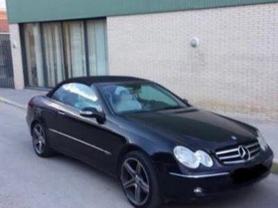 usado Mercedes CLK200 Cabrio K