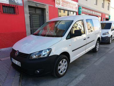 usado VW Caddy Maxi 2.0TDI Comfortline 4M DOBLE PUERTA LATERAL