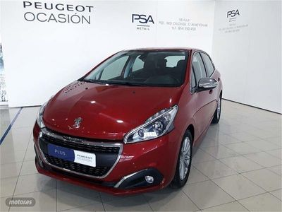 brugt Peugeot 208 5P ALLURE 1.2L PURETECH EAT6 81KW (110CV