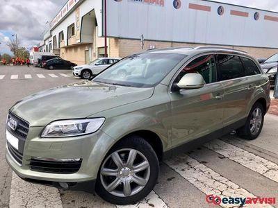 usado Audi Q7 3.0TDI quattro Tiptronic OCASION NACIONAL LIBRO