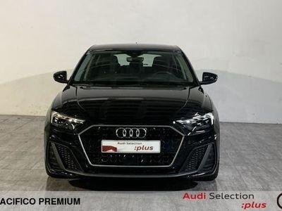 usado Audi A1 Sportback S line 30 TFSI 85 kW (116 CV) Gasolina Blanco matriculado el 05/2019
