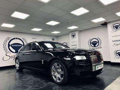 usado Rolls Royce Ghost 6.6 V12