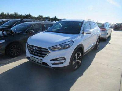 usado Hyundai Tucson 2.0CRDI BD Tecno 4x2