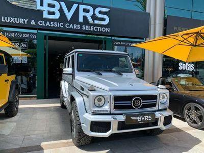 usado Mercedes G63 AMG AMG Largo Aut.Brabus