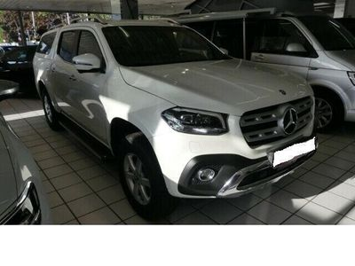usado Mercedes X250 D EDITION POWER 4MATIC