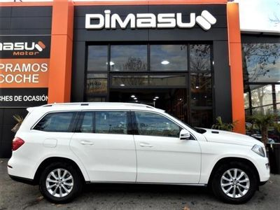 second-hand Mercedes GL350 BlueTec 4M AMG (14.75) Aut.