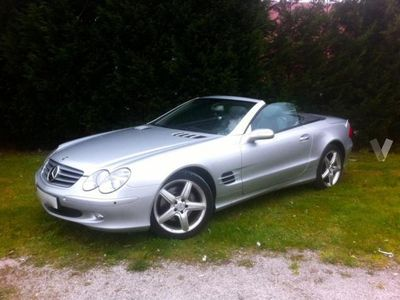 usado Mercedes SL500 Clase SL-05