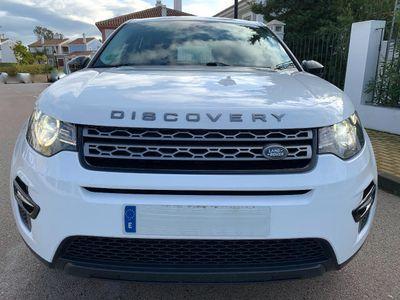 usado Land Rover Discovery Sport 2.0TD4 Pure 4x4 Aut. 150*I.V.A DEDUCIBLE!!*