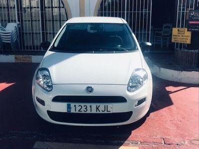 usado Fiat Punto 1.4 8v 57kW 77CV Gasolina SS