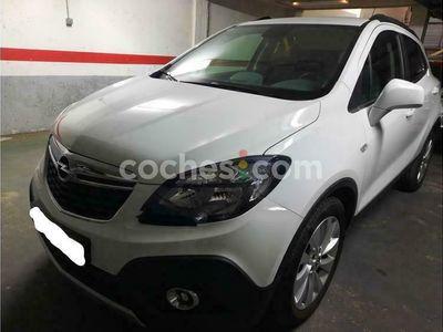usado Opel Mokka 1.4t Selective 4x2 Aut. 140 cv en Valencia