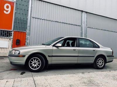 usado Volvo S80 2.5TDI Optima