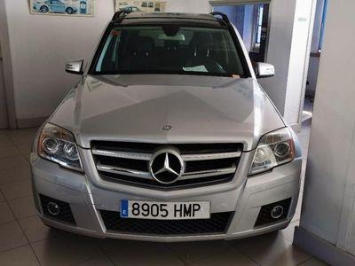 usado Mercedes GLK350 4M Aut. Muy buen estado. Garantia 12 meses.
