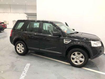 usado Land Rover Freelander 2.2TD4 S