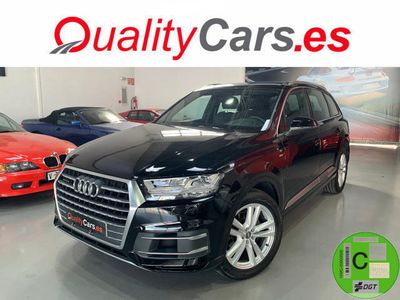 usado Audi Q7 3.0TDI sport quattro Tip. 200kW(9.75)
