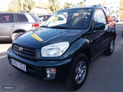 used Toyota RAV4 1.8 VVTi Luna 4X2
