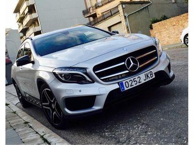 usado Mercedes GLA220 220d AMG Line 4Matic 7G-DCT